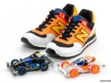 Tamiya Mini 4WD - New Balance M574J Dash-1 Emperor - Sneakers in Edizione Limitata
