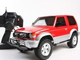 Tamiya Pajero Metal Top Wide - Automodello Ready To Run - Video