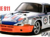 Tamiya Porsche 911 Carrera RSR su telaio TT-02