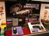 Tamiya PT01 - Electric Screwdriver Set - Avvitatore elettrico