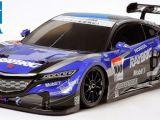 Tamiya TB-04 Honda Raybrig NSX Concept GT 1/10