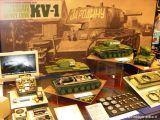 Tamiya Russian Heavy Tank KV - Carro Armato Russo R/C  Shizuoka Hobby Show 2009
