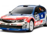 Video Modellismo: Tamiya Subaru Impreza WRX STI con videocamera GoPro HD HERO2 