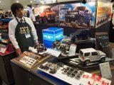 Tamiya Suzuki Jimny JB23 MF01X in scala 1/10
