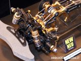 Tamiya TA05-VDF Gold Edition: Telaio da drift edizione limitata
