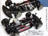 Tamiya TF05 Ver 2 chassis - Nuovo telaio