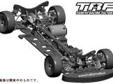 Tamiya TRF417 2012 Ver - Touring Cars 4WD EP 1/10