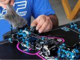 Tamiya TRF419: touring car elettrica 1/10 da competizione