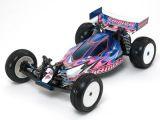 Tamiya TRF201 Buggy elettrica 2WD - Video Modellismo