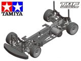 Tamiya TRF417 Brushless LiPo Immagini CAD - Touring Car Elettrica in scala 1:10 