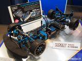 Tamiya TRF419 Touring Car Tokyo Hobby Show 2014