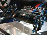 Tamiya TRF 419X: Touring Car da competizione 1/10