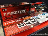 Tamiya TT-02 Type S 1/10: Tokyo Hobby Show 2014