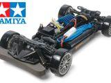 Tamiya TT-02D Drift Spec Chassis in kit di montaggio