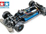 Tamiya nuovo telaio TT-02R Chassis Kit Touring Car in 1/10