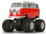 Il montaggio di un kit Tamiya Volkswagen Type 2 Willy