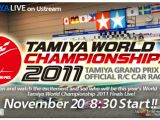 Tamiya World Championships 2011: segui la diretta video