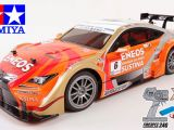 Tamiya: Lexus Eneos Sustina XB Pro su telaio TT01 Type-E
