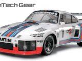 Tamiya TamTech Gear - Porsche 935 Martini scala 1:12