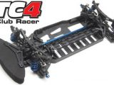 Associated TC4 Club Racer: Touring car Race Roller 1/10