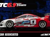 Associated TC6.1 Factory Team - Touring Car in scala 1/10
