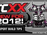 Consigli per il montaggio della Hot Bodies TCXX Touring Car