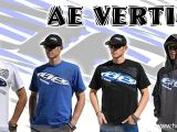 Team Associated - Abbigliamento AE Vertigo T-Shirt e Felpe