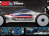 Team Associated RC8Be Factory Team - Buggy elettrica 1:8