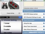 Team Associated SC10 Short Course - Applicazione per iPhone, iPod e iPad