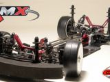 CORALLY HMX: Touring car 1:10 4WD da competizione