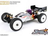 Durango DNX408 lowest bodyshell - Carrozzeria buggy 1/8