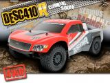 Team Durango Short Course Truck - DESC410R 4WD 