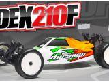 Team Durango DEX210F 2wd: Buggy da competizione 1/10
