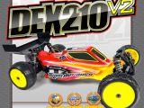Team Durango DEX210v2 Buggy elettrica 2WD - Safalero