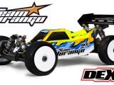 Team Durango DEX8: buggy elettrica 4WD in scala 1/8