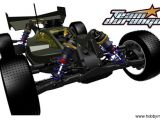 Team Durango DNX408 - Buggy Nitro Offroad in scala 1/8