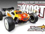 Team Durango DNX408T 4wd: Truggy da competizione 1/8