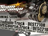 Team Durango DEST 210R e DESC 210R: nuovi truck 1/10