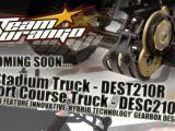 Team Durango DEST 210R e DESC 210R: nuovi truck 1/10