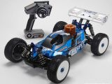 Team Losi 8IGHT 2.0 RTR - Automodello Buggy in scala 1:8