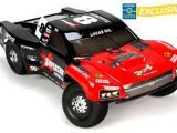 Team Losi JS Twitch XXX-SCT Short Course RTR - Horizon