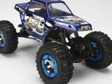 Losi Mini Rock Crawler - Automodellismo offroad