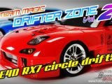 Team Magic E4D RX7 Drift - Video Modellismo Dinamico Drifter Zone Vol 2
