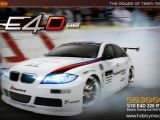Team Magic E4D 320 RTR - Touring Car 1:10 Drift Spec     