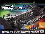 Team Magic E4JSII Touring Car - Electronic Dreams