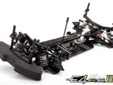 Team Magic E4RSIII Kit Touring car in scala 1/10