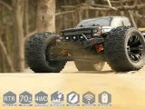 Team Magic E5 4X4 Monster Truck brushless 1/10 - VIDEO