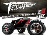Monster Truck Team Magic Trooper E6 - Electronic Dreams