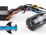 Vortex Combo per Mini Inferno: Motore brushless da 4200 KV e regolatore sensorless 25A