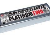 Team Orion: Platinum II, a 5000mAh 7.4V LiPo pacco batterie